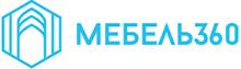 Логотип Мебель 360 Щелкино